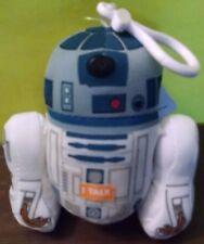 "Underground Toys Star Wars Talking R2D2 4"" Plush Boys & Girls New 2016"