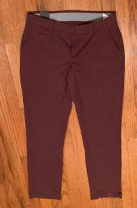 Under Armour Women's UA Golf Links Pants 1272344-520 Size 8 NWT $85