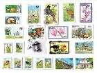 FIJI - Selection of Stamps - Most on Paper from Kiloware