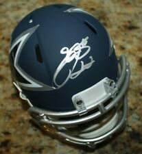 EMMITT SMITH #22 DALLAS COWBOYS SIGNED AUTHENTICATED AUTOGRAPHED MINI HELMET COA