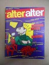 ALTER ALTER n°3 1985   [G873]