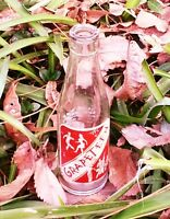 Vintage Grape Teen 6 Fl. Ounce Oz Pop Soda Bottle Houston Texas Extremely Rare