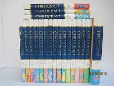 Childcraft Books: The How And Why Library, Lot of 19 Books
