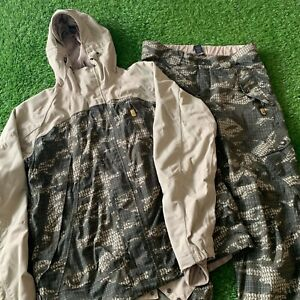 DC MTN.LAB ExoTex 10,000 Snowboard Suit Jacket and Pants Large