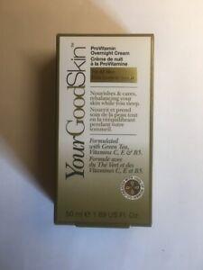 YourGoodSkin ProVitamin Overnight Cream - 50ml - BRAND NEW