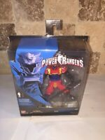 Blue Ranger Sabans Power Rangers Super Ninjs Steel Action Figure Bandai