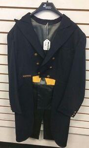 Used Kentucky Shadbelly Jacket - Navy Size 42