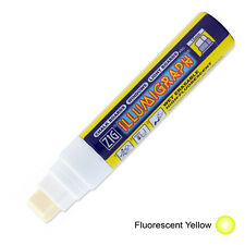 Zig Illumigraph marcador-Medium-Fluorescente Amarillo paquete de 12