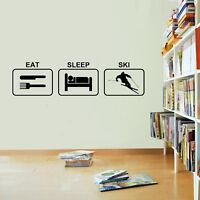 Eat Sleep Kickboxing Vinyl Decal Sticker Car Truck Window