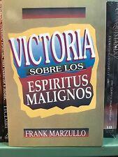 Victoria Sobre los Espiritus Malignos by F. Marsullo (Paperback)