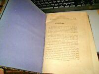 rivista Agricoltura RUSTICUS anno II° completo  rilegato - NOTO 1898