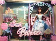 BARBIE principessa e il povero Erika TEA PARTY MATTEL 2004 RARO mai tolto dalla scatola