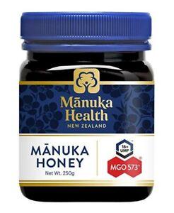 NEW Manuka Health Manuka Honey MGO 573+ 250g -The Best Manuka Honey in the World