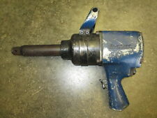"BLUE POINT AT1250L Snap On Long Anvil 1"" Drive Pneumatic Impact Wrench"