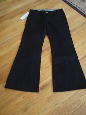 BENDIX BLACK STRETCH BOOT LEG  JEANS SIZE 32 BRAND NEW W/TAGS