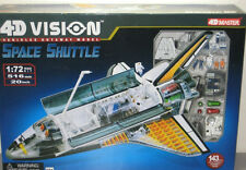 1/72 4D Space Shuttle Visible Kit by Vision NEW Sealed
