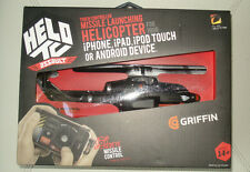 NEW Griffin HELO Touch-Controlled Helicopter GC30014 iPad iPhone Android