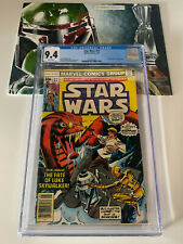 Star Wars 11 (05/78) CGC 9.4 Crimson Jack & Jolli appearance White Pages