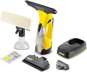 Kärcher Akku-Fenstersauger WV 5 Plus N Premium Non Stop Cleaning Kit