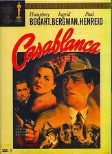 Casablanca Dvd-9 2003 2-Disc Special Edition Brand New Sealed Free Ship Cont Us