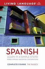 Complete Spanish: The Basics (Coursebook) (Complete Basic Courses) Living Langu