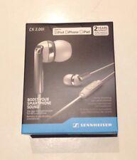 Sennheiser CX 2.00i In-Ear Canal Earphones For iPod,iPhone,iPad (white).