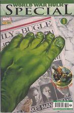WORLD WAR HULK - SPECIAL VOLUME 1 MARVEL MIX 70 EDIZIONI PANINI