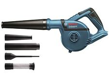 Bosch PROFESSIONAL BLOWER GBL18V-120 +Nozzles, Tube & Dust Collector, Skin Only