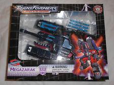 TRANSFORMERS BOTCON 2004 MEGAZARAK UNIVERSE OTFCC RARE NEW IN BOX