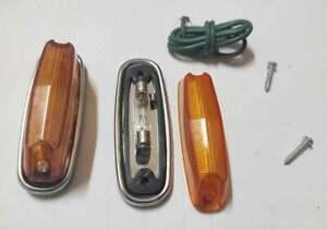Sparto Accessory - Flashing Repeater Lamp Kit Amber Indicator Light