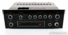 New listing McIntosh C32 Vintage Stereo Preamplifier; C-32; AS-IS (Bad Caps / Noisy Knobs)