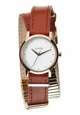 Nixon Kenzi Wrap Watch (Rose Gold / Mixed)