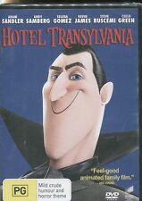 HOTEL TRANSYLVANIA -  Adam Sandler, Kevin James, Andy Samberg  - DVD