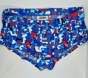FUNKY TRUNKS Swimwear Brief - Size M 34 - With Tags - Budgy Smuggler 34