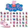 Peppa Wutz Schuh Pins Clogs Schorch Mama Papa Pig Figur Charms Pin Geburtstag