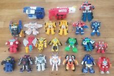 Large Lot of Transformers & Rescue Bots (Preowned) 60+