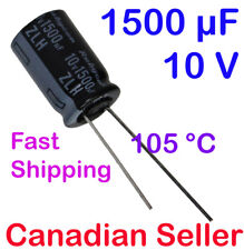 5 10uf 350v capacitors 105 ° c low esr rubycon yxa