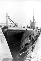 "Gato-class submarine WW2 War Photo ""4 x 6"" inch B"