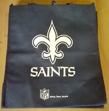 New Orleans Saints NFL Football Americano riutilizzabile Eco Tote Shopping Bag