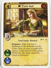 A Game of thrones lunaires - 1x tyene sable #029 - a deadly Game