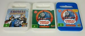 Thomas and Friends DVDs x3 Thomas & The Magical Railroad, Series 6 & 11