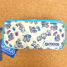 Disney x Outdoor Chip & Dale Pencil Case Pen Pouch S1413554