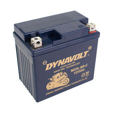 MG5L-BS GEL NANO BATTERY REPLACES  DT5XL-BS YTX5L-BS MOTORCYCLE SCOOTER ATV