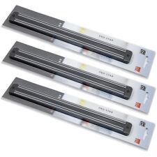 CS ML ProStar 3 Stück | Magnet Messerhalter Messer Magnetleiste Messerleiste 33