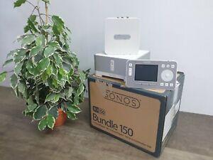 Sonos Bundle 150 (ZonePlayer 90, ZonePlayer 120 & Controller 100)