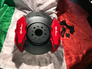 Alfa Romeo 145 147 155 156 GT GTV Spider Brembo Brake Caliper upgrade 2.0 ts 1.9