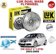 für VW Golf V 1K1 1K5 1.9 TDI 2003-2009 original LuK DMF Zweimassenschwungrad
