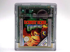 Gameboy Color juego-Donkey Kong Country (módulo)