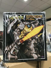 [Toys Hero] In Hand Transformers Fanstoys FT-08 FT08 Grinder G1 Dinobo Grimlock