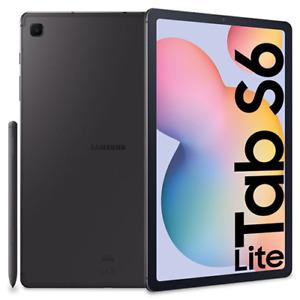 "TABLET SAMSUNG SM-P610 GALAXY TAB S6 LITE 4+64GB 10.4"" GREY WI-FI GARANZ ITALIA"